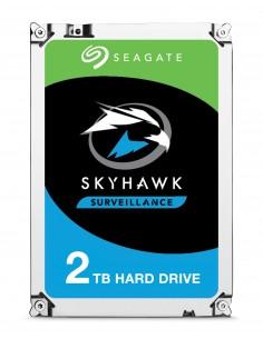 "Seagate SkyHawk ST2000VX008 sisäinen kiintolevy 3.5"" 2000 GB Serial ATA III Seagate ST2000VX008 - 1"