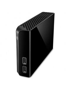 Seagate Backup Plus Hub external hard drive 4000 GB Black Seagate STEL4000200 - 1