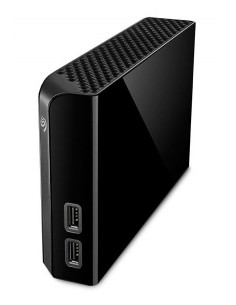 Seagate Backup Plus Hub external hard drive 8000 GB Black Seagate STEL8000200 - 1