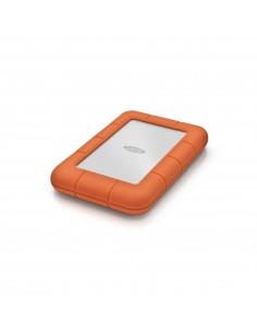 LaCie Rugged 2000 GB Oranssi Seagate STHR2000800 - 1