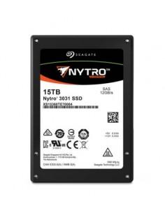 """Seagate Enterprise XS15360TE70024 SSD-massamuisti 2.5"""" 15360 GB SAS 3D eTLC Seagate XS15360TE70024 - 1"""
