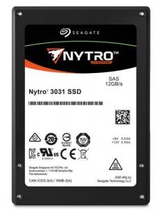 "Seagate Enterprise Nytro 3331 2.5"" 3840 GB SAS 3D eTLC Seagate XS3840SE70014 - 1"