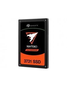 "Seagate Enterprise Nytro 3731 2.5"" 400 GB SAS 3D eTLC Seagate XS400ME70014 - 1"