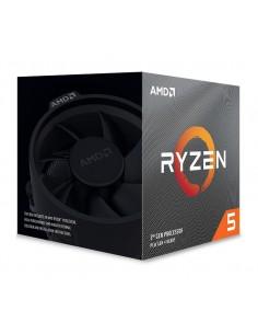 AMD Ryzen 5 3600XT processorer 3.8 GHz Låda Amd 100-100000281BOX - 1