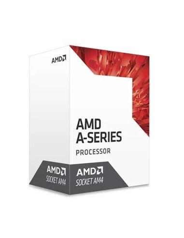 AMD A series A8-9600 suoritin 3.1 GHz 2 MB L2 Laatikko Amd AD9600AGABBOX - 1