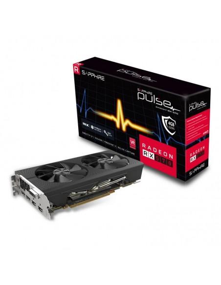 Sapphire 11266-67-20G näytönohjain AMD Radeon RX 570 4 GB GDDR5 Sapphire Technology 11266-67-20G - 3