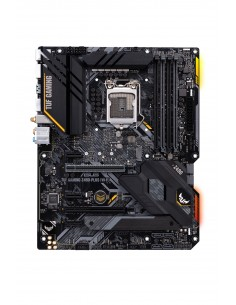 ASUS TUF Gaming Z490-PLUS (WI-FI) Intel Z490 LGA 1200 ATX Asus 90MB1330-M0EAY0 - 1