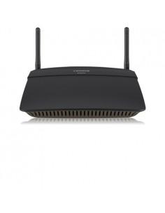 Linksys EA6100 trådlös router Snabb Ethernet Dual-band (2,4 GHz / 5 GHz) Svart Linksys EA6100-EJ - 1