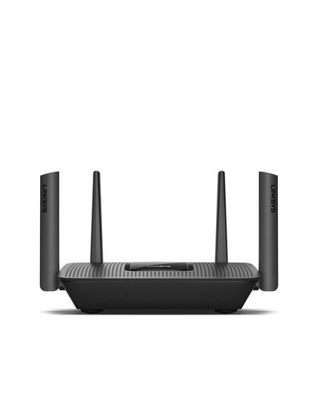 Linksys MR8300 wireless router Gigabit Ethernet Tri-band (2.4 GHz / 5 GHz) Black Linksys MR8300-EU - 3