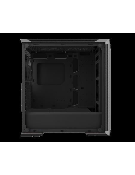 MSI MPG GUNGNIR 100P Mid Tower Gaming 'Black, 1x 120mm Fan, Tempered Glass Panel, E-ATX, ATX, mATX, mini-ITX' Msi MPG GUNGNIR 10