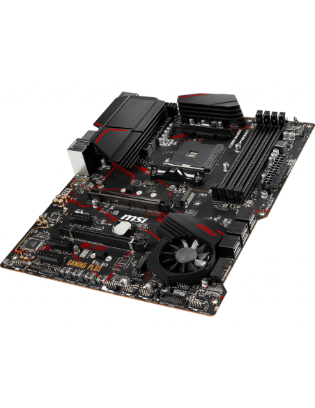 MSI MPG X570 Gaming Plus AMD Kanta AM4 ATX Msi MPG X570 GAMING PLUS - 5