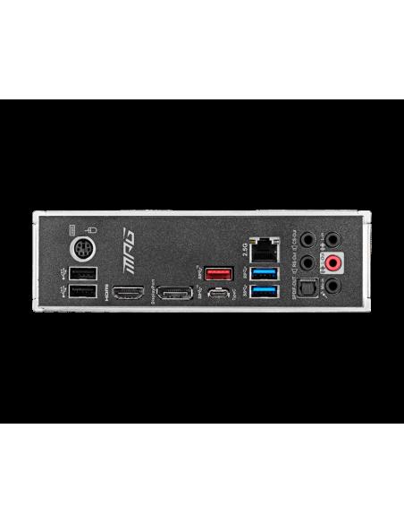 MSI MPG Z490 GAMING PLUS moderkort Intel LGA 1200 ATX Msi MPG Z490 GAMING PLUS - 6