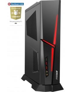 MSI Trident A 9SC-496MYS i7-9700F Skrivbord 9:e generationens Intel® Core™ i7 16 GB DDR4-SDRAM 1512 HDD+SSD Windows 10 Home PC M