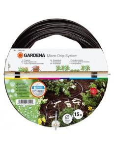Gardena 1362-20 garden hose 15 m Above ground Black Gardena 01362-20 - 1