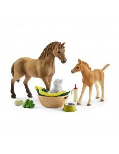 Schleich Horse Club 42432 leksakssats Schleich 42432 - 1