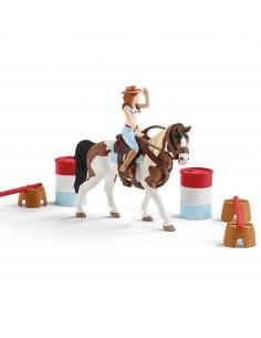 Schleich Horse Club Hannah's Western riding set Schleich 42441 - 1