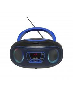 Denver TCL-212BT BLUE CD-soitin Kannettava Musta, Sininen Denver 111141300010 - 1