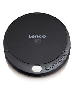 Lenco CD-010 CD-spelare Bärbar Svart Lenco CD-010 - 1
