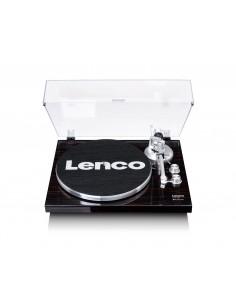Lenco LBT-188 Hihnakäyttöinen levysoitin Saksanpähkinä Lenco LBT188 - 1