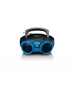 Lenco SCD-501 Portable CD player Blue Lenco SCD501BLUE/BLACK - 1