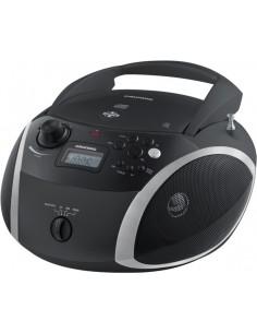 Grundig GRB 3000 BT Digital 3 W Black, Silver Grundig GPR1090 - 1