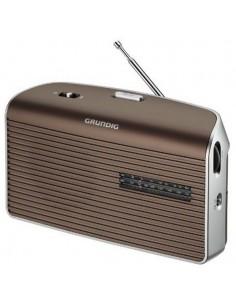 Grundig Music 60 Personal Analog Brown, Silver Grundig GRN1550 - 1