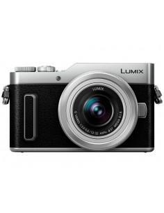 Panasonic Lumix DC-GX880 + 12-32mm f/3.5-5.6 MILC 16 MP Live MOS 4592 x 3448 pixels Silver Panasonic DC-GX880KEGS - 1