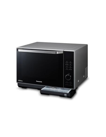 Panasonic NN-DS596MEPG mikroaaltouuni Pöytämalli Yhdistelmämikroaaltouuni 27 L 1000 W Hopea Panasonic NN-DS596MEPG - 6
