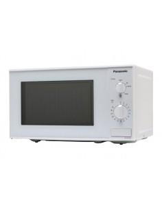 Panasonic NN-E201W Bänkdiskmaskin Enbart mikrovågsugn 20 l 800 W Vit Panasonic NN-E201WMEPG - 1