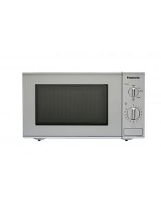 Panasonic NN-E221M mikroaaltouuni Pöytämalli Solo-mikroaaltouuni 20 L 800 W Harmaa Panasonic NN-E221MMEPG - 1