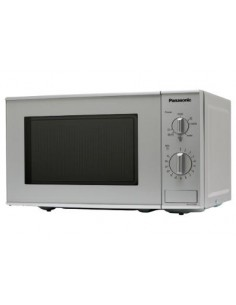 Panasonic NN-K121M microwave 20 L 800 W Silver Panasonic NN-K121MMEPG - 1
