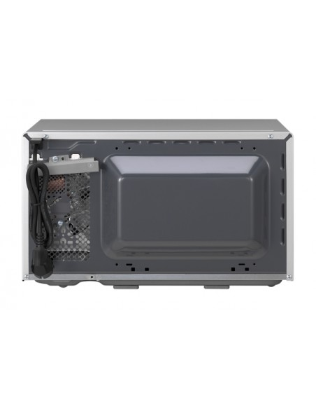 Panasonic NN-S29KSMEPG mikroaaltouuni Pöytämalli Solo-mikroaaltouuni 20 L 800 W Harmaa Panasonic NN-S29KSMEPG - 4