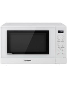 Panasonic NN-ST45 Pöytämalli Solo-mikroaaltouuni 32 L 1000 W Valkoinen Panasonic NN-ST45KWEPG - 1