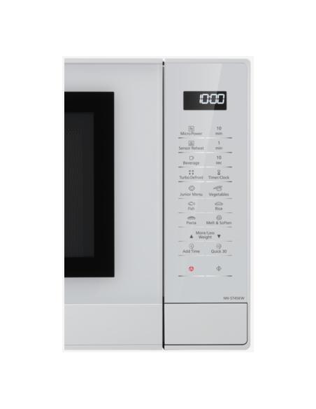 Panasonic NN-ST45 Countertop Solo microwave 32 L 1000 W White Panasonic NN-ST45KWEPG - 5