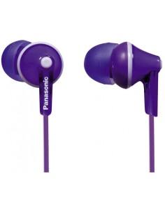 Panasonic RP-HJE125 Headphones In-ear 3.5 mm connector Violet Panasonic RPHJE125EV - 1