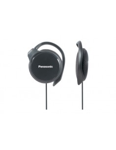 Panasonic RP-HS46E-K hörlur och headset Hörlurar Öronkrok Svart Panasonic RPHS46K - 1