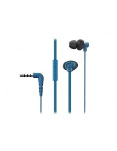 Panasonic RP-TCM130E-A headphones/headset In-ear 3.5 mm connector Blue Panasonic RPTCM130E-A - 1