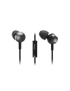 Panasonic RP-TCM360E-K kuulokkeet ja kuulokemikrofoni In-ear 3.5 mm liitin Musta Panasonic RPTCM360E-W - 1