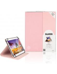 """Sweex SA324V2 tablet case 20.3 cm (8"""") Folio Pink Sweex SA324V2 - 1"""