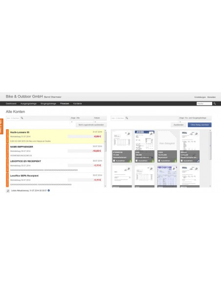 Lexware Lexoffice - Rechnung & Finanzen Elektroninen ohjelmistolataus (ESD) Saksa Lexware Gmbh & Co. Kg 01347-0550 - 5