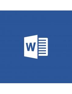 Microsoft Word Microsoft 059-03719 - 1