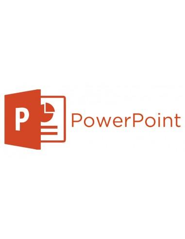 Microsoft PowerPoint Microsoft 079-05058 - 1