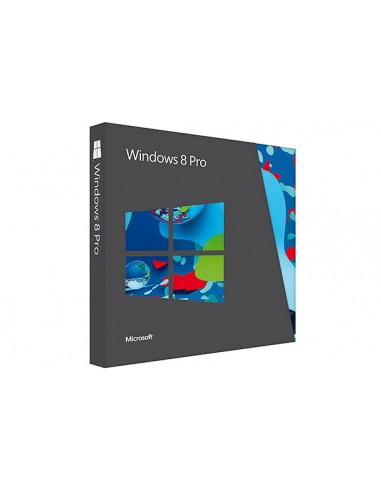 Microsoft Windows 8 Pro GGK 32-bit SE (OEM) Microsoft 4YR-00033 - 1