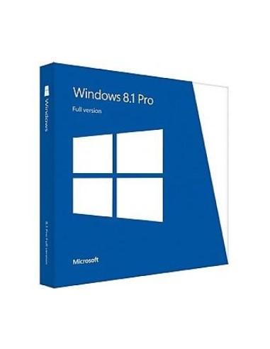 Microsoft Windows 8.1 Pro, 32-bit, OEM, GGK, SE Microsoft 4YR-00194 - 1