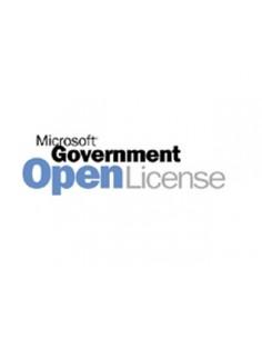 Microsoft 5HU-00285 programlicenser/uppgraderingar 1 licens/-er Microsoft 5HU-00285 - 1