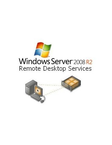 Microsoft Windows Server 2008 R2 Standard, OLP-NL GOV 1 licens/-er Microsoft 6VC-01058 - 1