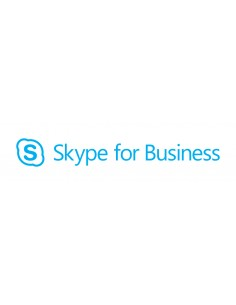 Microsoft Skype For Business Microsoft 6YH-00242 - 1