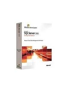 Microsoft SQL Server 2005 Enterprise Edition, Win32 EN SA OLV NL 1YR Acq Y3 Addtl Prod English Microsoft 810-04897 - 1