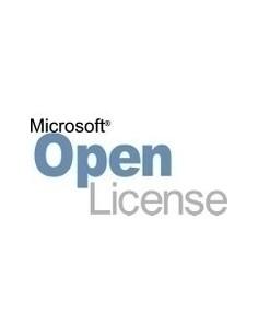 Microsoft OM Client OML, Pack OLV NL, License & Software Assurance – Acquired Yr 3, 1 ML, EN 1license(s) Englanti Microsoft 9TX-