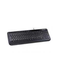 Microsoft ANB-00009 keyboard USB QWERTY Finnish Black Microsoft ANB-00009 - 1